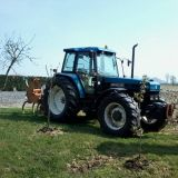 Trattore New holland  8340