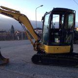 Escavatore  pc 30mr-2 komatsu