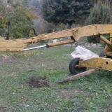 Caricatore Lombardini 4 ruote trainato