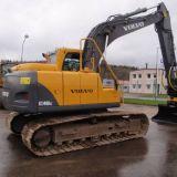 Escavatore Volvo Ec 140 blc