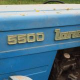 Trattore cingolato Landini 5500
