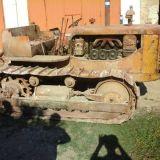 Trattore d'epoca Fiat 55l