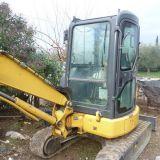 Escavatore  Pc30mr-3 komatsu
