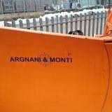 Spartineve in acciaio  Cuneo neve innevato alto argnani e monti
