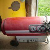 Generatore mobile  Aria calda a gpl
