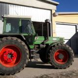 Trattore Fendt  Favorit 615 lsa turbomatik