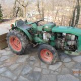 Trattore Agria  18 hp