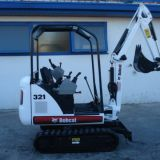 Bobcat  321 k carro variabile