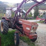 Trattore d'epoca Renault R 7261 diesel