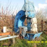 Pressa idraulica a collo di cigno  Per stampaggio lamiera mendaschi