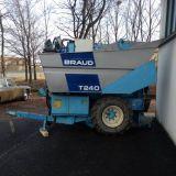 Vendemmiatrice  T240 braud
