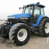 Trattore New holland  8870