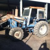 Trattore Ford  7700dt