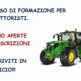 Corso abilitazione  conduzione di trattori agricoli e forestali su ruote e cingoli