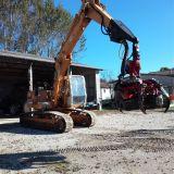 Escavatore Valmet 965