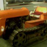 Trattore cingolato Fiat 312