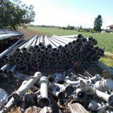Tubi zincati  per irrigazione