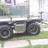 Motocarrello  Fresia f 18 4x4 mulo meccanico