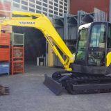 Mini escavatore Yanmar Vo55