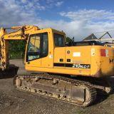 Escavatore  Robex 210 n lc-7 hyundai