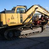 Escavatore  Pc200en komatsu