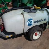 Atomizzatore  Bargam 660 lt