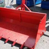 Paletta posteriore  trattore ribaltabile manuale