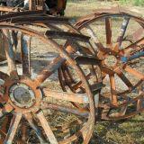 Ruote gabbia Landini 5500 in ferro