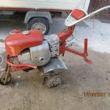 Motozappa Benassi 500 cc
