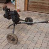 Pompa per irrigazione  Cadoppi