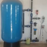 Dissalatore  A scambio ionico per riduzione sodio e correzione sar da 5 mc/h