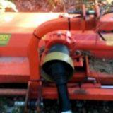 Trincia spostabile  Kla 1600 agrimaster