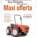 Goldoni Maxter 60 rs