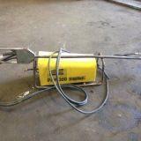 Pompa pneumatica  psp300 swellex atlas copco