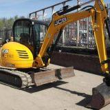 Mini escavatore Jcb 8050 rts
