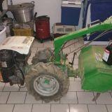 Motocoltivatore  Adriatica 12 cv diesel
