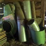Insilatrice  Per trattore noiromec