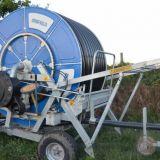 Impianto irrigatore  300 m.-100 mm. idrofoglia