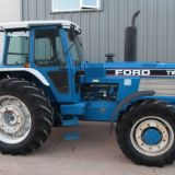 Trattore Ford  Tw 25