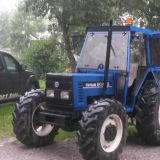 Trattore New holland  80 66s dt