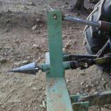 Spacca legna  Idraulico artigianale