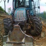 forestale  pm trac 2360 pfanzelt
