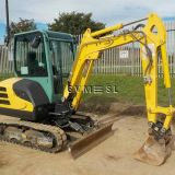 Mini escavatore Yanmar sv26