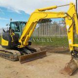 Escavatore Yanmar Vi080-1a