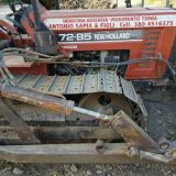 Trattore cingolato New holland 72-85