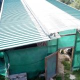 Foto Principale Capannone-tettoia  - in ferro smontabile