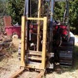 Elevatore idraulico  Mt 15/3800 trattore falco nero