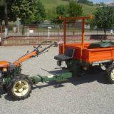 Motocoltivatore Goldoni Special lux 140 con fresa