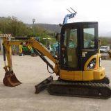 Mini escavatore  303ccr caterpillar