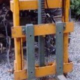 Elevatore idraulico  Muletto trattore cosmag